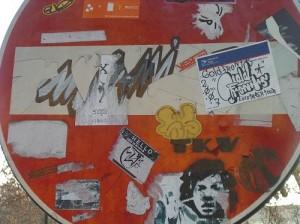Street art sans interdit