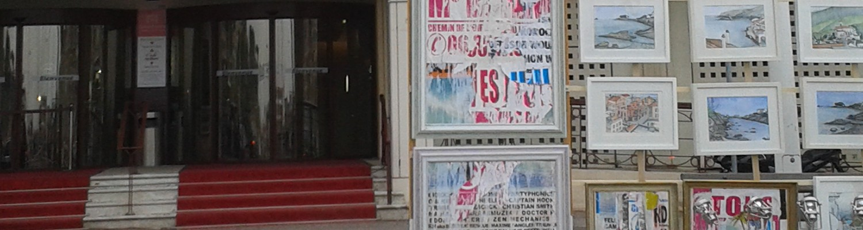 Tapis rouge, ce n'est pas la croisette, mais une grande loterie, avec de beaux tableaux...